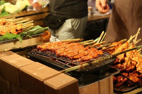 5 street food